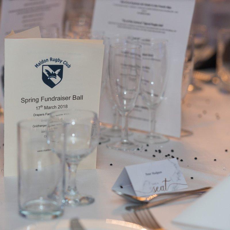 Maldon RFC MMY Fundraiser Ball 2019