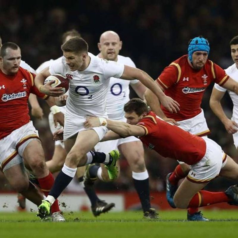 6Nations at Maldon RFC: Wales vs England