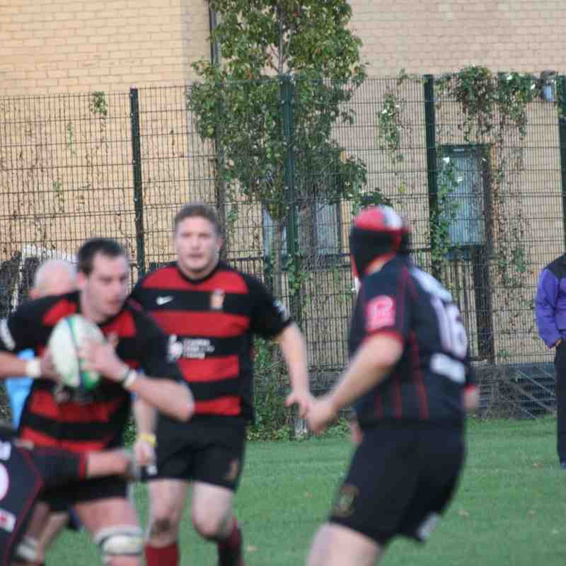 1st XV vs Rochford 01/11/14