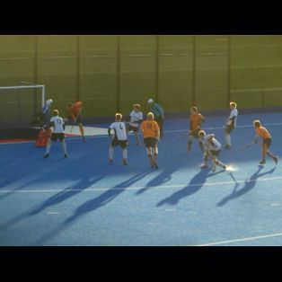 Men's 2nd XI Battle From Behind To Win Tense Derby Clash
