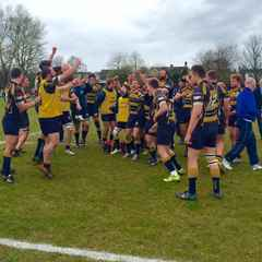 TWICKENHAM BOUND!! - National Cup Final 7th May