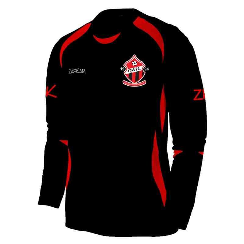 Quedgeley Wanderers FC Drill Top