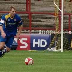 Wakefield FC v Chesterfield 16-18 Development Team