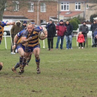 Weston Win At The Vale