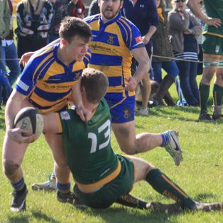 Clevedon 29 - Newent 8