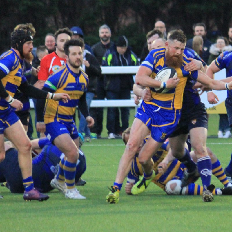 Cup Final Defeat For Clevedon