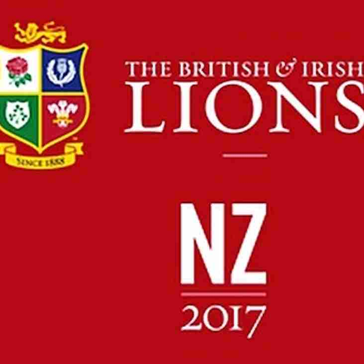 Watch The Lions Live at Clevedon RFC