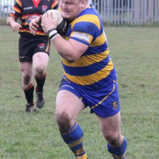 Clevedon Lose To Bridgwater 27 - 35