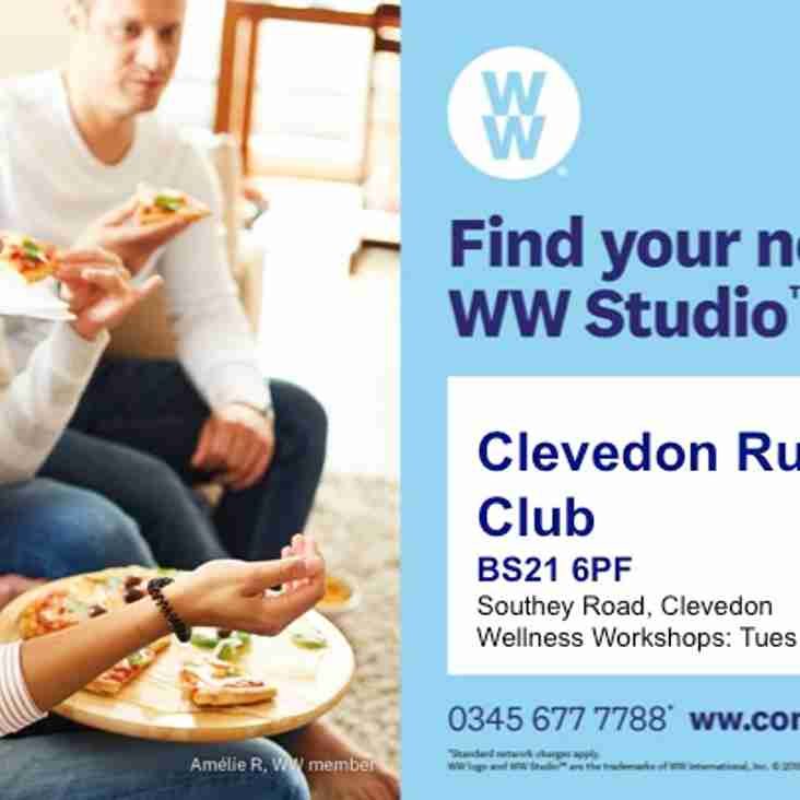 Weight Watchers @ Clevedon RFC