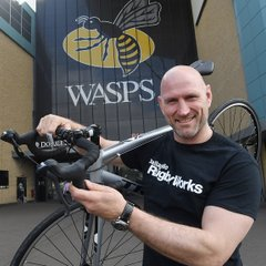 Cycle with Dallaglio