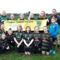 FCRFC Girls beat Nailsea & Backwell RFC U13