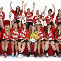 Belles U18s Crowned Champions