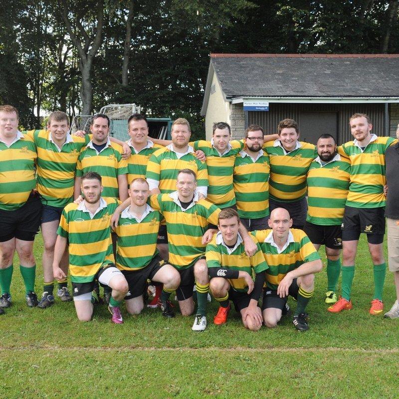 1st XV beat Peterhead 17 - 36
