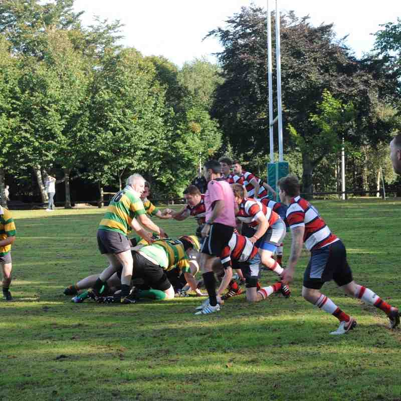 1st XV v Moray 17/09/16