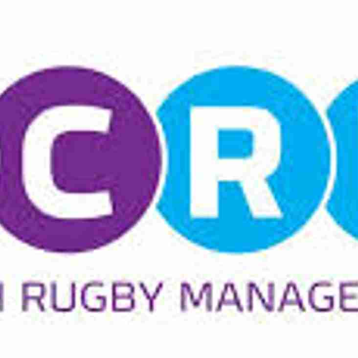 New SCRUMS System for SRU