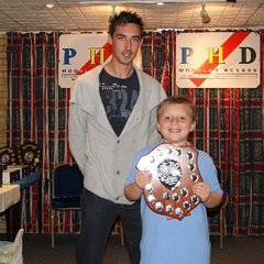 Mini Soccer Safe Hands Award