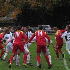 Llanrwst 1 - 0 Barmouth & Dyffryn, 29/10/16