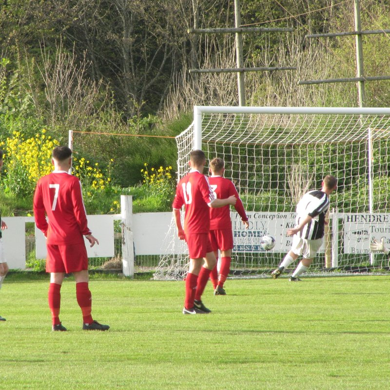 Comeback of the season, last night's 5-3 win over Abergele
