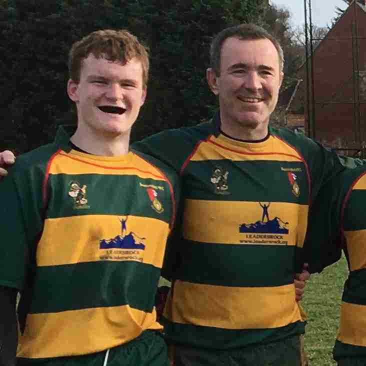 Congratulations to Joe Harmen for his Irish Exiles U18 Selection