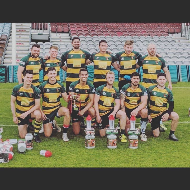 Beaconsfield Win 7s Comp at the Stoop