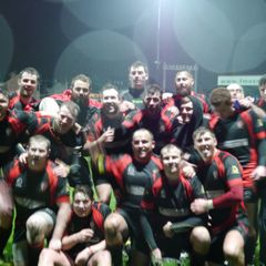 Upton v Crofton Floodlite Cup Final Victory