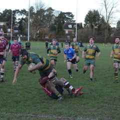 Beaconsfield 45-10 Bletchley