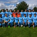 1st Team lose to Stockport Town 3 - 0