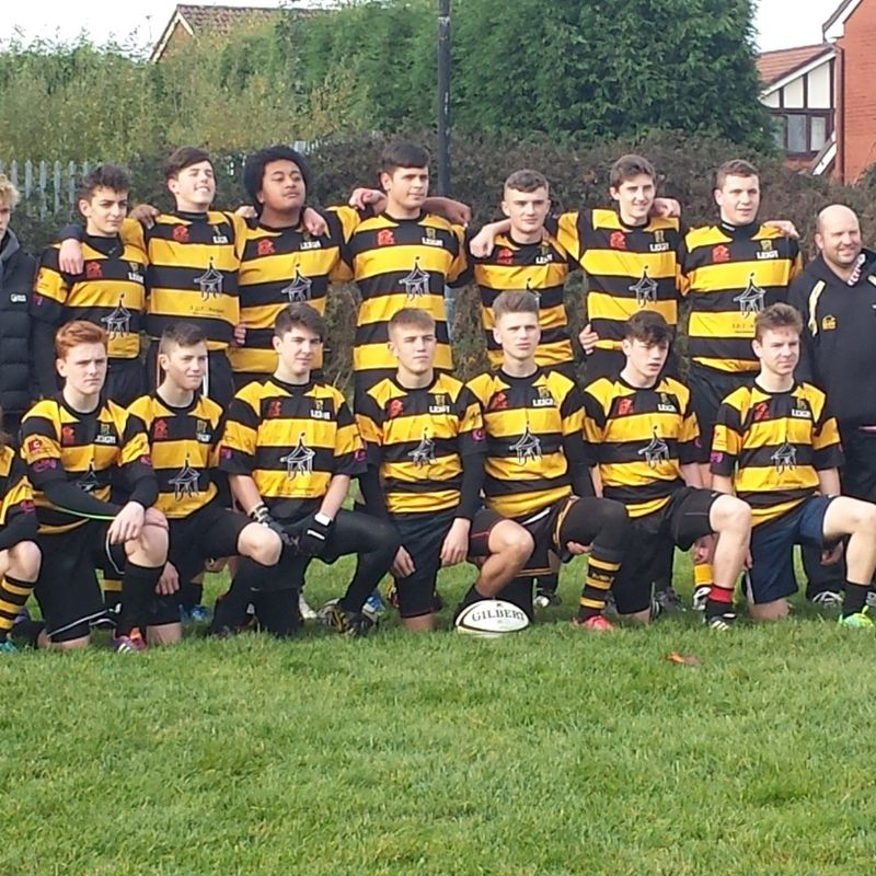 Junior Colts u17s (Sharks) lose to Oswestry RUFC