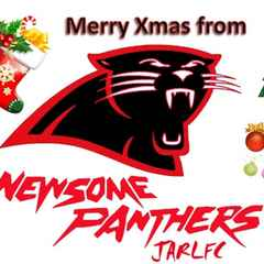 Merry Xmas from everyone at Newsome Panthers JARLFC!