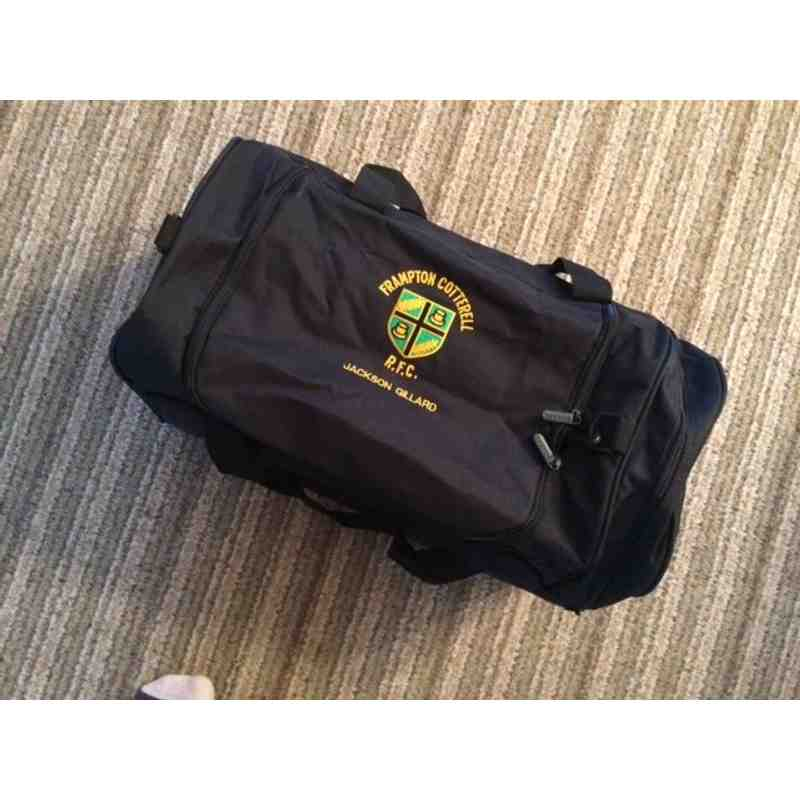 FCRFC - Junior Kit Bag