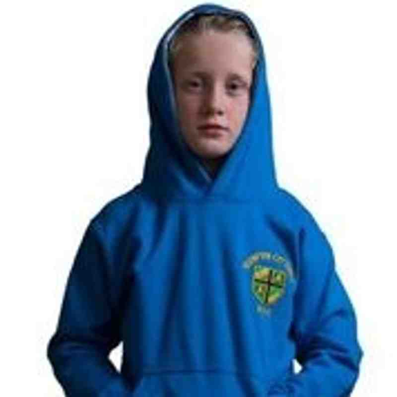 FCRFC - Two Colour Hoodie Junior