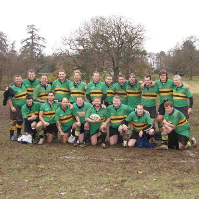 BRFC 4th vs Abbey 3rd part 2 and Team Photos