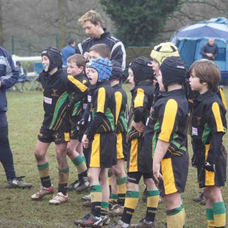 BRFC U9 Ensians 20th Feb 2011