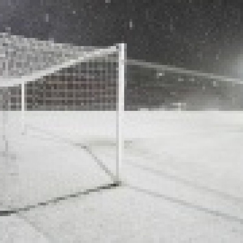 SATURDAY'S GAME HAS BEEN CALLED OFF