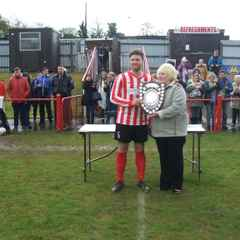SHIFNAL FINISH THE SEASON WITH VICTORY