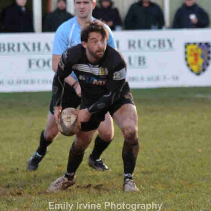 Martin Worthington says Brixham will 'raise their game' for Devon Cup Final against Okehampton