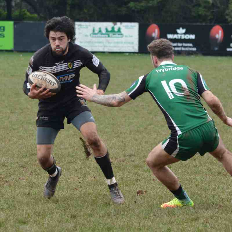 Brixham vs Ivybridge Round 1