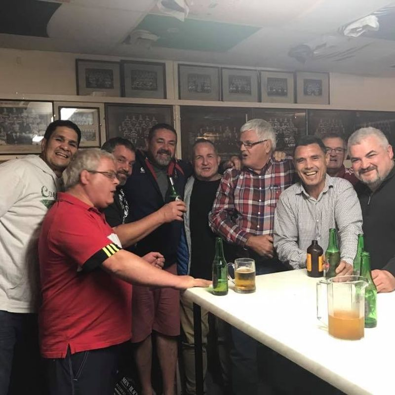 Brixham stalwarts all in NewZealand
