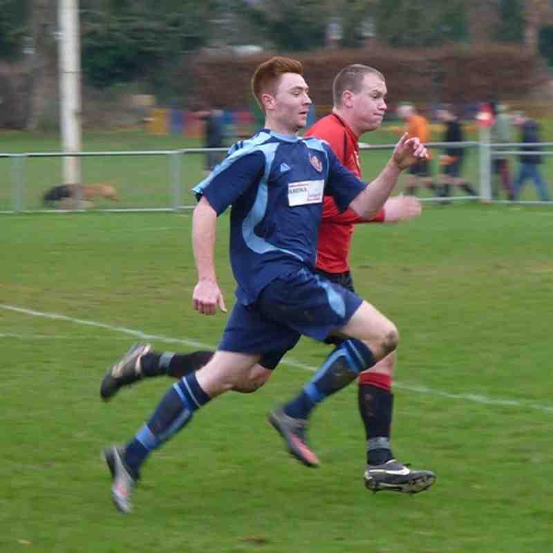 2012/2013 Wormley Rovers v BTFC (0-3)