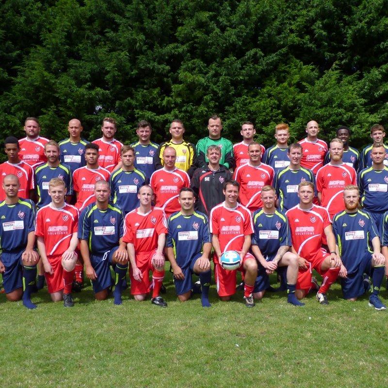 Biggleswade United vs. Baldock Town