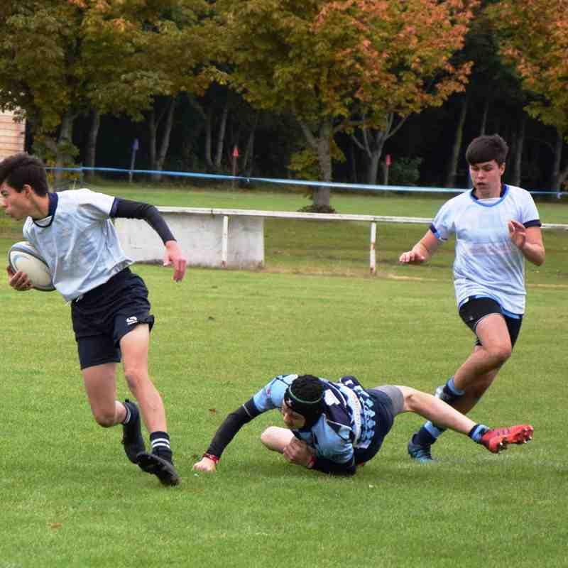 Swindon S M v Melksham U16s 17.9.17   53-12