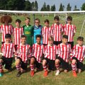 Under 15 (OMYFL) beat Summertown Spartans 0 - 1