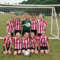 Under 12 Girls (OMGL) beat Witney Vikings 1 - 2