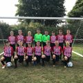 Under 12 (OMYFL) beat Quarry Rovers Trinity 0 - 6