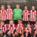 Under 11's (MJPL) beat Lawley Lightmoors 1 - 6