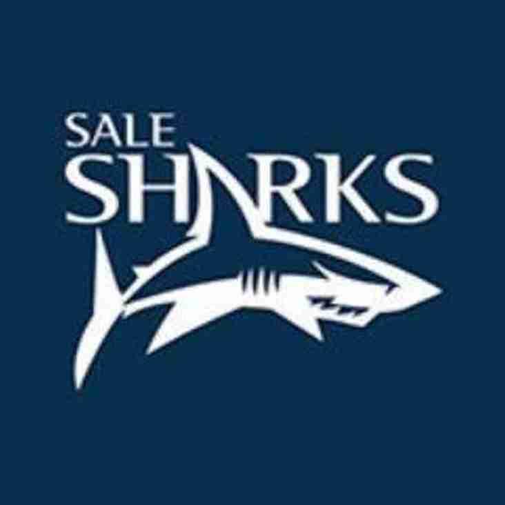 Sale Sharks at Heaton Moor
