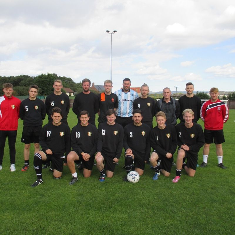 STOKESLEY SPORTS CLUB F.C lose to Windscale FC 5 - 1