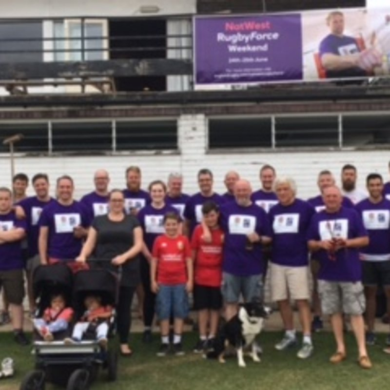 NatWest Pitch Force Day 2017