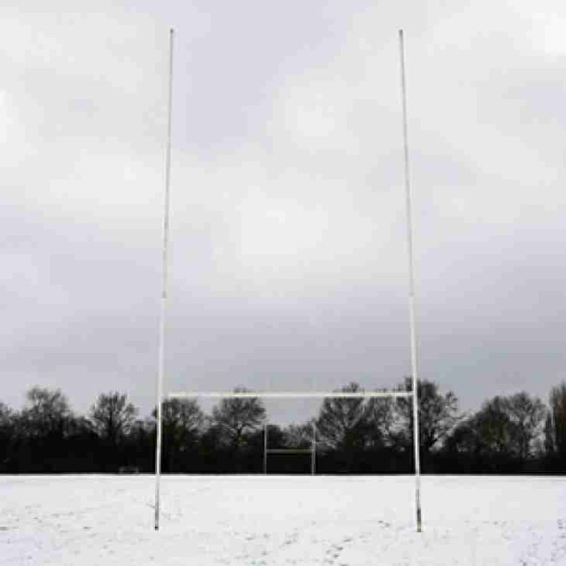 ALL LIONS rugby CANCELLED 18.03.18