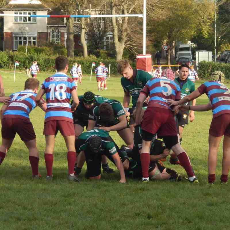 Hove vs HWRFC Colts 05/11/17